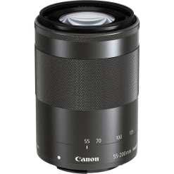 3b4fbc65 f92b 43ac a4a2 034117228faf - Canon EF-M 55-200mm f/4.5-6.3 Image Stabilization STM Lens (Black)