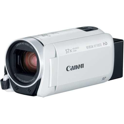 4882447e cba7 44df 9072 b9ab4f040455 - Canon VIXIA HF R800 WHITE A KIT