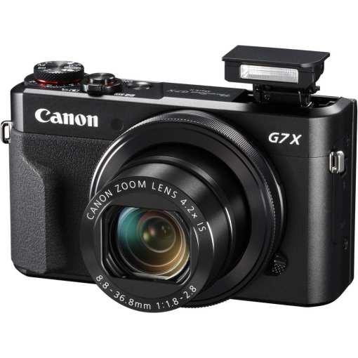 931630ba 433f 4dc6 a2df 9aacf48c9711 - Canon PowerShot G7 X Mark II (Black)