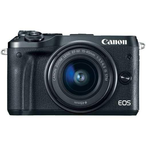 9d093a2d 4744 4d4b ba13 e7f6e5d7f38a - Canon EOS M6 EF-M 15-45mm f/3.5-6.3 IS STM Lens Kit (Black)