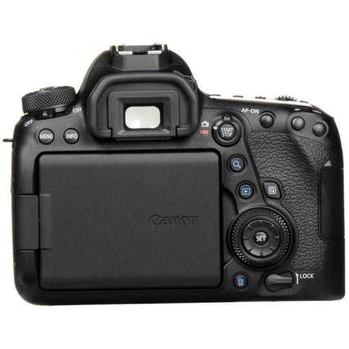 Canon EOS 6D Mark II DSLR Camera Body Only 02 - Canon EOS 6D Mark II DSLR Camera (Body) Wi-Fi Enabled