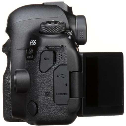 Canon EOS 6D Mark II DSLR Camera Body Only 07 - Canon EOS 6D Mark II DSLR Camera (Body) Wi-Fi Enabled