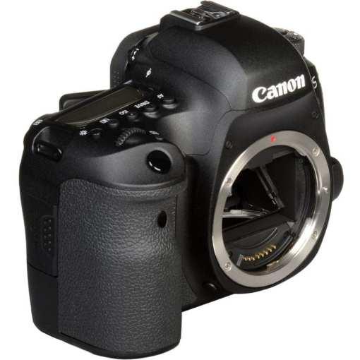 Canon EOS 6D Mark II DSLR Camera Body Only 08 - Canon EOS 6D Mark II DSLR Camera (Body) Wi-Fi Enabled