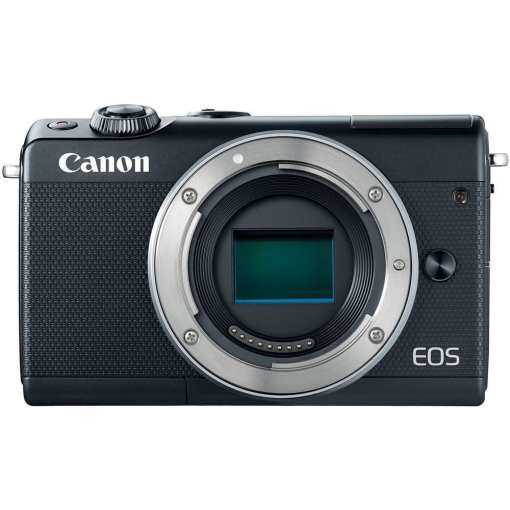 Canon EOS M100 Mirrorless Digital Camera with 15 45mm Lens Black 08 - Canon EOS M100 Mirrorless Digital Camera with 15-45mm Lens (Black)
