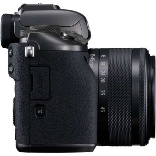 Canon EOS M5 Mirrorless Digital Camera with 15 45mm Lens 05 - Canon EOS M5 EF-M 15-45mm f/3.5-6.3 IS STM Lens Kit