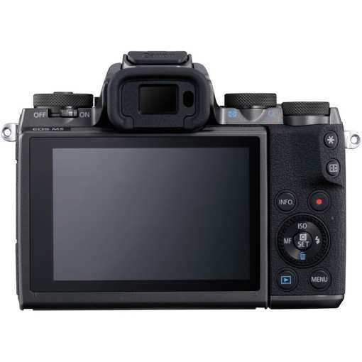 Canon EOS M5 Mirrorless Digital Camera with 15 45mm Lens 07 - Canon EOS M5 EF-M 15-45mm f/3.5-6.3 IS STM Lens Kit