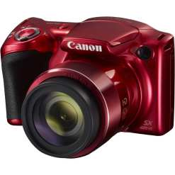 Canon PowerShot SX420 IS Digital Camera Red 01 - Sale