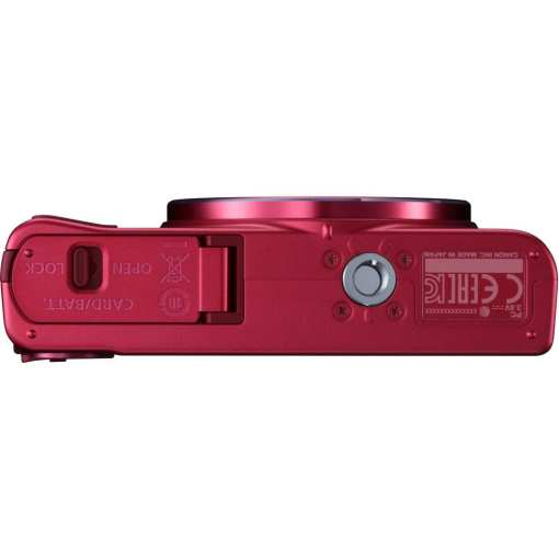 Canon PowerShot SX620 HS Digital Camera Red 08 - Canon PowerShot SX620 Digital Camera w/25x Optical Zoom - Wi-Fi & NFC Enabled (Red)