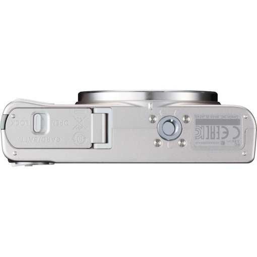 Canon PowerShot SX620 HS Digital Camera Silver 08 - Canon PowerShot SX620 Digital Camera w/25x Optical Zoom - Wi-Fi & NFC Enabled (Silver)