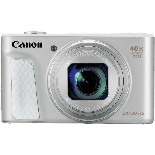 Canon PowerShot SX730 HS Digital Camera Silver 04 - Canon PowerShot SX730 HS (Silver)