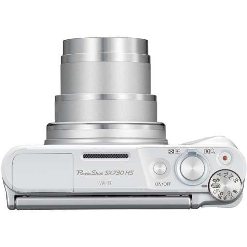 Canon PowerShot SX730 HS Digital Camera Silver 06 - Canon PowerShot SX730 HS (Silver)
