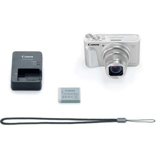 Canon PowerShot SX730 HS Digital Camera Silver 07 - Canon PowerShot SX730 HS (Silver)