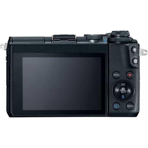 d6e3e105 e5a5 4915 ab9c 63cff6367b44 - Canon EOS M6 18-150mm f/3.5-6.3 IS STM Kit (Black)