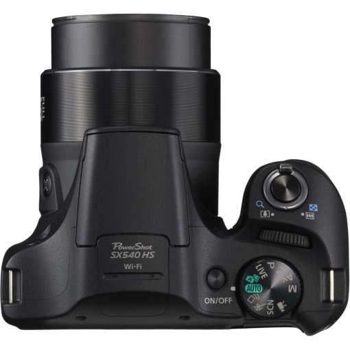 e4d7450a b1ea 48f0 9873 d51c235c12b2 - Canon PowerShot SX540 HS with 50x Optical Zoom and Built-In Wi-Fi