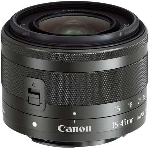 e99beb5e 7568 408f 9396 1c1e597a025b - Canon EOS M6 EF-M 15-45mm f/3.5-6.3 IS STM Lens Kit (Black)