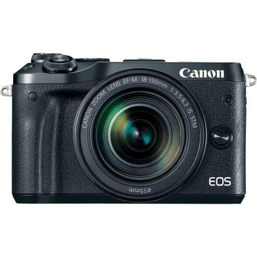 f9d5d8ad 829b 4a2b 8939 3e096b8437cd - Canon EOS M6 18-150mm f/3.5-6.3 IS STM Kit (Black)