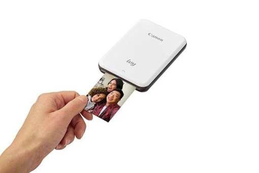 675x450 Ivy Slate Gray 5 xl - Canon IVY Mini Photo Printer, Slate Gray