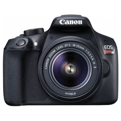 822d6cd1 dda8 49f4 b403 07dbac92b750 - Canon EOS Rebel T6 SLR Camera 18-55mm + 32GB + Dummies Book - Bundle