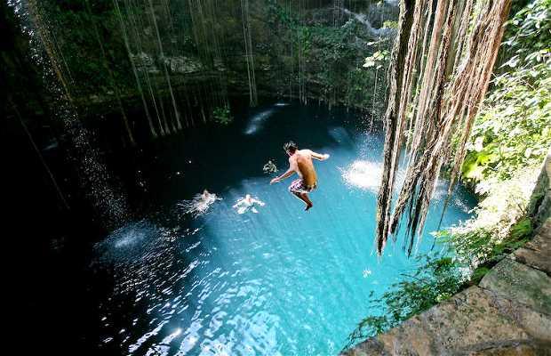 Cenote Ik-Kil en Pisté: 25 opiniones y 114 fotos