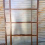 縞模様のガラス戸1