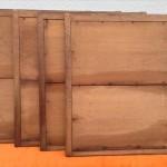 小さな木製引戸2