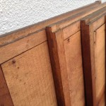 小さな木製引戸3