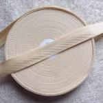 杉綾織平テープ16mmクリーム1