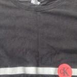 カルバンクラインUSATシャツロゴ