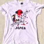 日本Tシャツキッズ用1