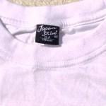 日本Tシャツキッズ用タグ1
