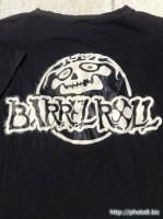 BARREL ROLL Tシャツ1