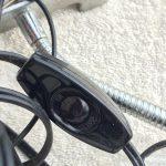 オーム電機クリップライトスイッチ