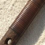 両刃鋸大工用の柄