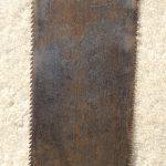 両刃鋸大工用の刃