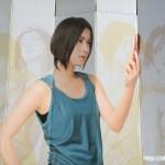 NTTドコモサンシェード長谷川京子モデル3