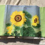 向日葵の御卓布2