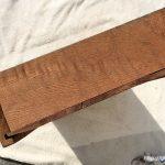 木製机引出し小側面2