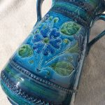イタリア製縦長花瓶2