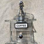 スケルトン手動コーヒーミル2
