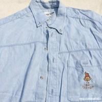 TEFTON半袖シャツ1