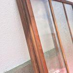 横長ガラス戸上部