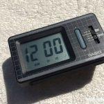 カシオDQ-711置き時計1