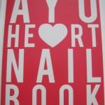 AYU HEART NAIL BOOK3
