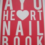 AYU HEART NAIL BOOK3