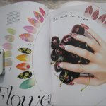 AYU HEART NAIL BOOK4