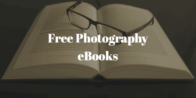 Free Photography eBooks