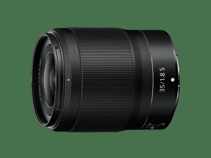 NIKKOR Z 35mm f:1.8 S