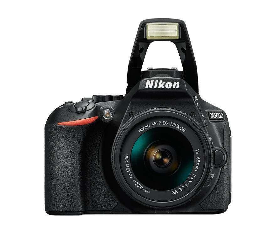Nikon_D5600_Review_Front_Flash
