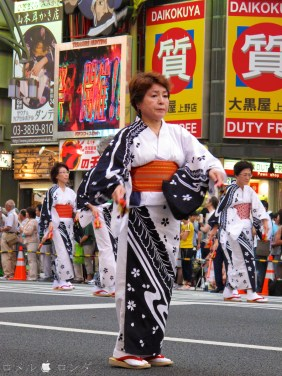 Ueno Summer Festival 020