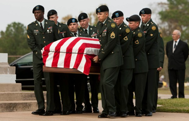 Mourners grieve for victim of Fort Hood shootings – Collective ...